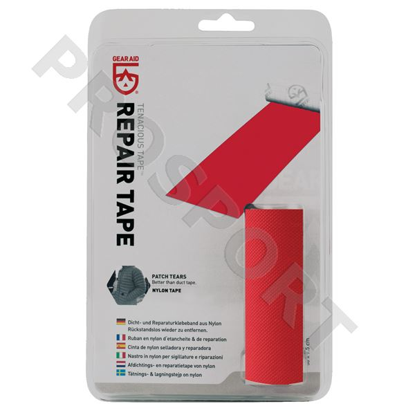 GA TENACIOUS Repair Tape red