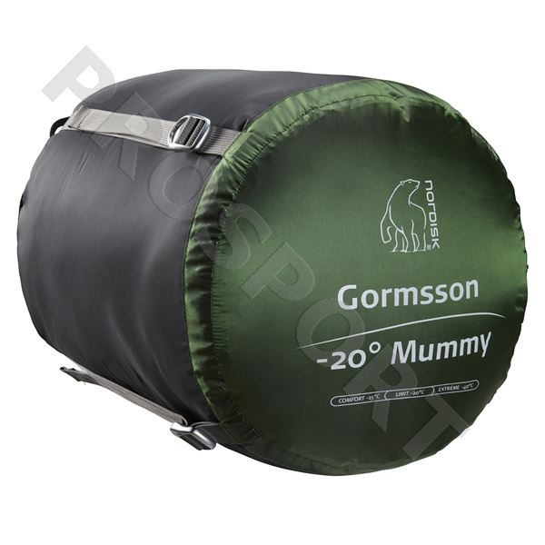 Nordisk Gormsson -20° XL mummy