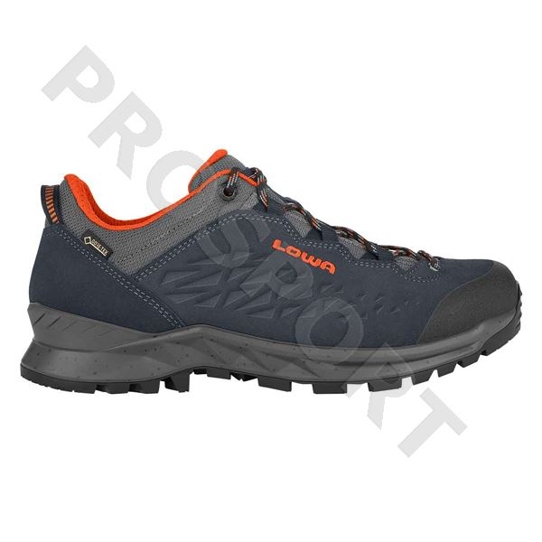 Lowa Explorer gtx lo UK11 navy