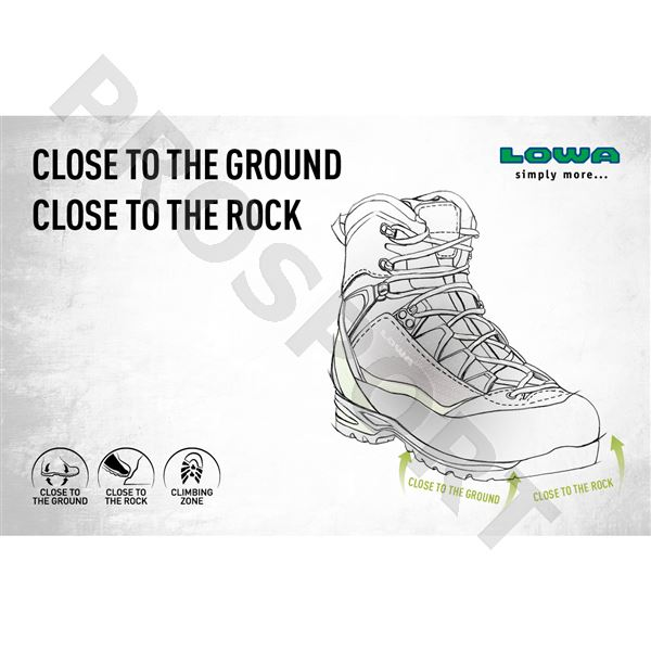 Lowa Hunter gtx Evo Extreme UK13