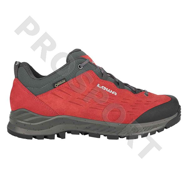Lowa Explorer gtx lo Ls UK6 red