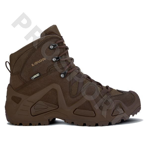 Lowa Zephyr gtx mid TF UK8,5 brown