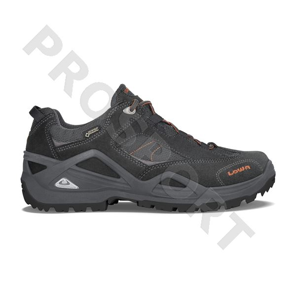 Lowa Sirkos gtx UK7 anthracite/orange