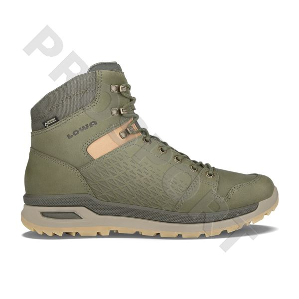 Lowa Locarno gtx mid UK9 forest