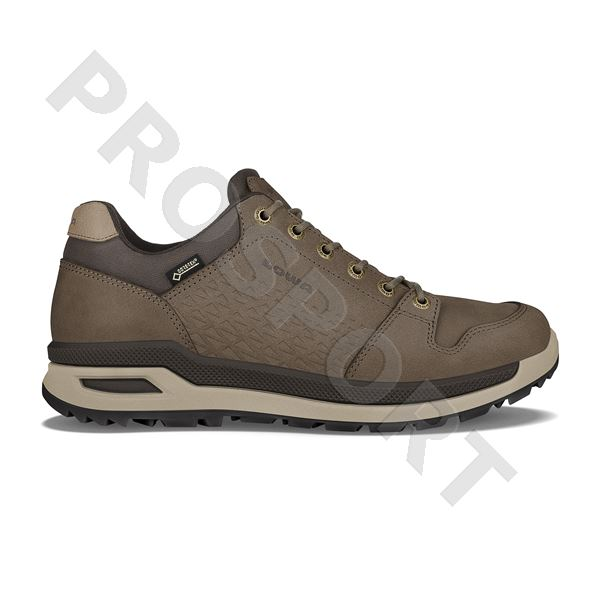 Lowa Locarno gtx lo UK11 brown
