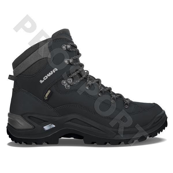 Lowa Renegade gtx mid UK7 deep black