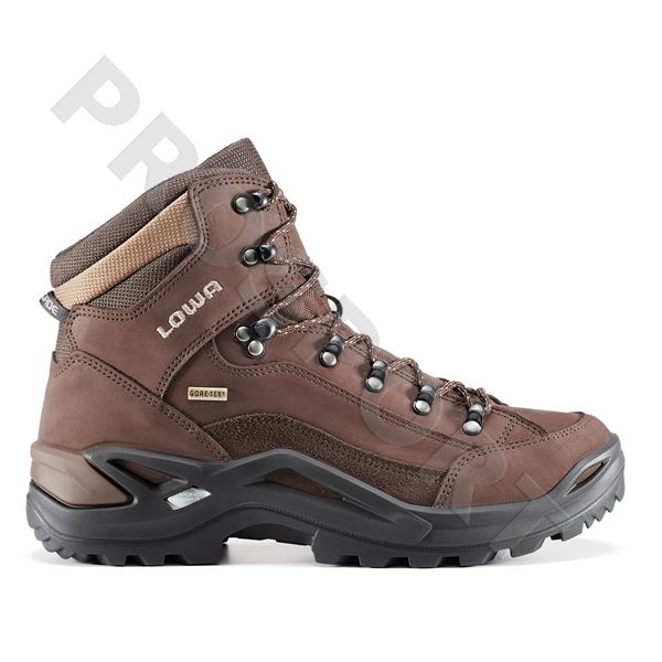 Lowa Renegade gtx mid UK7 brown