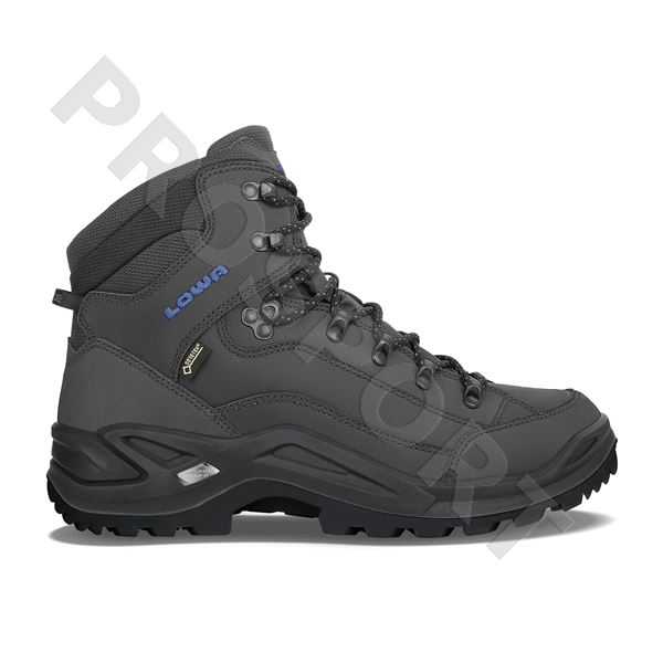 Lowa Renegade gtx mid UK10 anthracite/steel blue