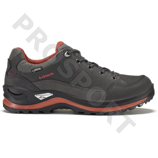 Lowa Renegade III gtx lo UK11,5 grey