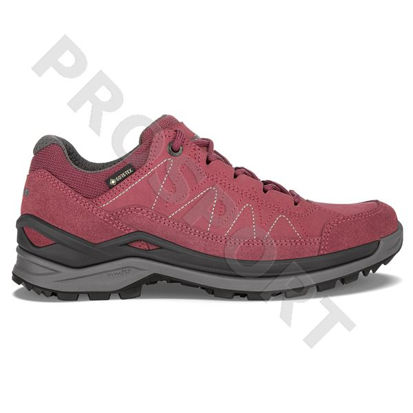 Lowa Toro Evo gtx lo Ls UK5,5 red