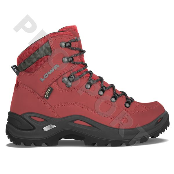 Lowa Renegade gtx mid Ls UK4 chili