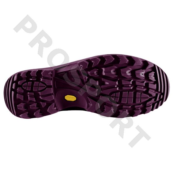 Lowa Renegade gtx mid Ls UK6,5 berry