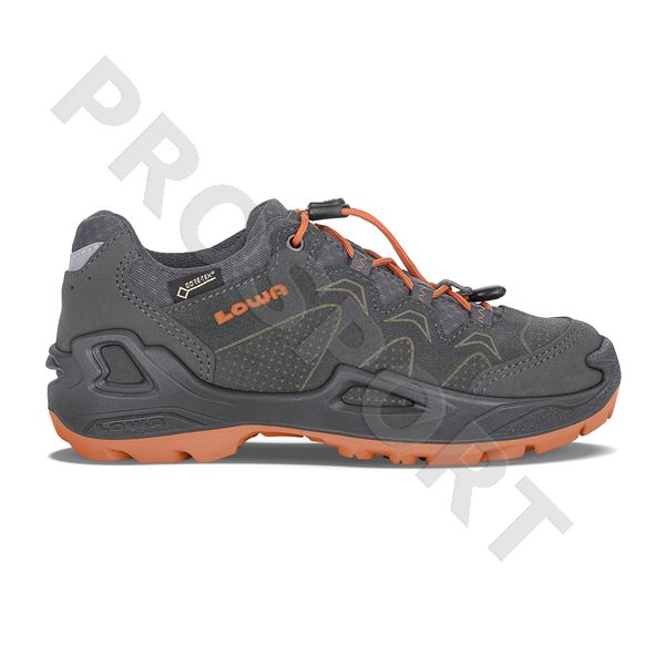 Lowa Diego gtx lo EU31 anthracite/orange