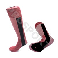 Set podkolenky UK9-12 light red