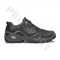 Lowa Sirkos gtx UK8,5 anthracite/orange