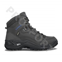 Lowa Renegade gtx mid UK8 anthracite/steel blue