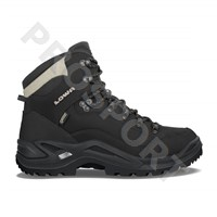 Lowa Renegade gtx mid UK8 black/pebble