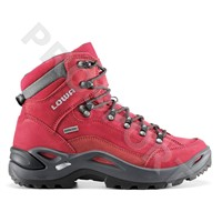 Lowa Renegade gtx mid Ls UK5 red