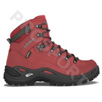 Lowa Renegade gtx mid Ls UK3,5 chili