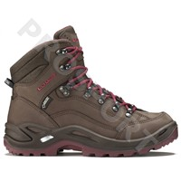Lowa Renegade gtx mid Ls UK3,5 berry