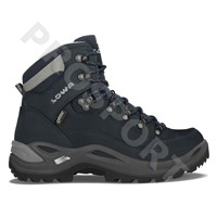 Lowa Renegade gtx mid Ls UK3,5 navy/grey