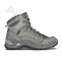 Lowa Renegade gtx mid Ls UK4 graphite/rose