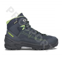 Lowa Approach gtx mid JR EU33 navy