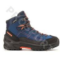 Lowa Approach gtx mid JR EU37 blue